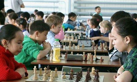 В Кызылорде начался турнир среди юных шахматистов на Кубок Казахстана