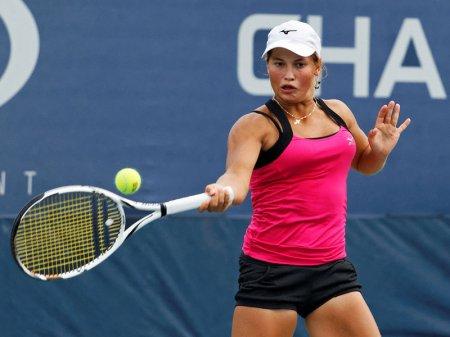 Путинцева прошла во второй этап соревнований в одиночном первенстве в турнире ITF