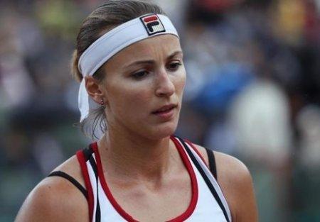 Ярослава Шведова выбыла из соревнований в парном первенстве «Уимблдона»