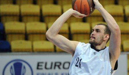 БК «Астана» заключил договор с Алексеем Жуканенко