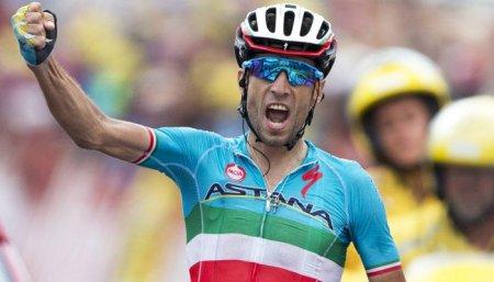 Винченцо Нибали финишировал первым в 19-ом этапе