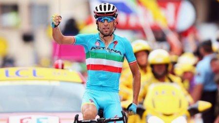 Федерация велоспорта Казахстана поздравила гонщика Нибали